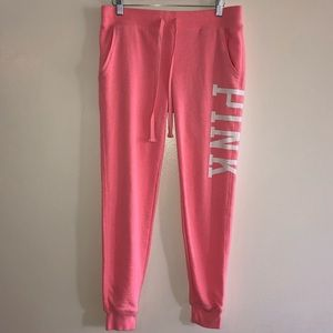 PINK by VS Sweatpants Size Small